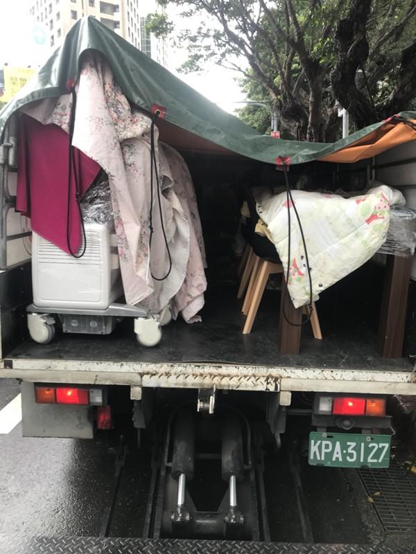 台北市搬家案例.台北醫學大學大安校區同棟搬運及部分搬運回北醫4