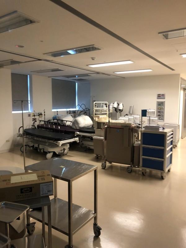 台北市搬家案例.台北醫學大學大安校區同棟搬運及部分搬運回北醫8