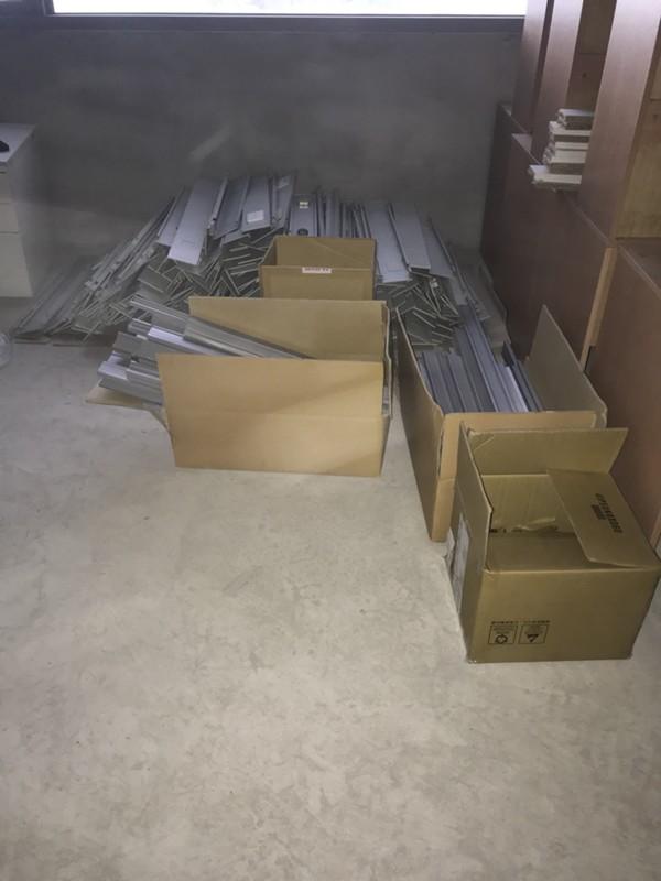 新北市搬家案例.搬運企業捐贈的辦公用品至新莊輔大附醫5