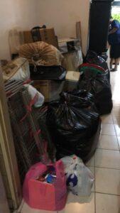 新北市搬家案例.樹林區山佳附近家庭廢棄物處理清運1