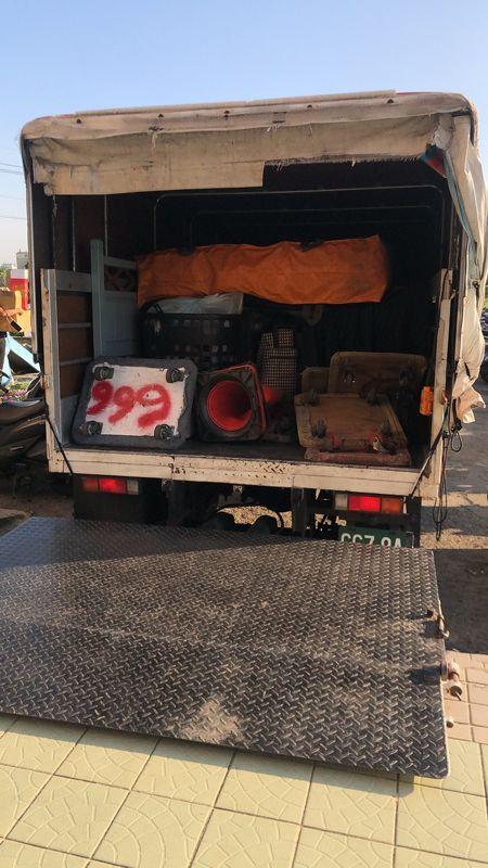 新竹縣搬家案例.多年前舊客戶喬遷家庭物品搬運1