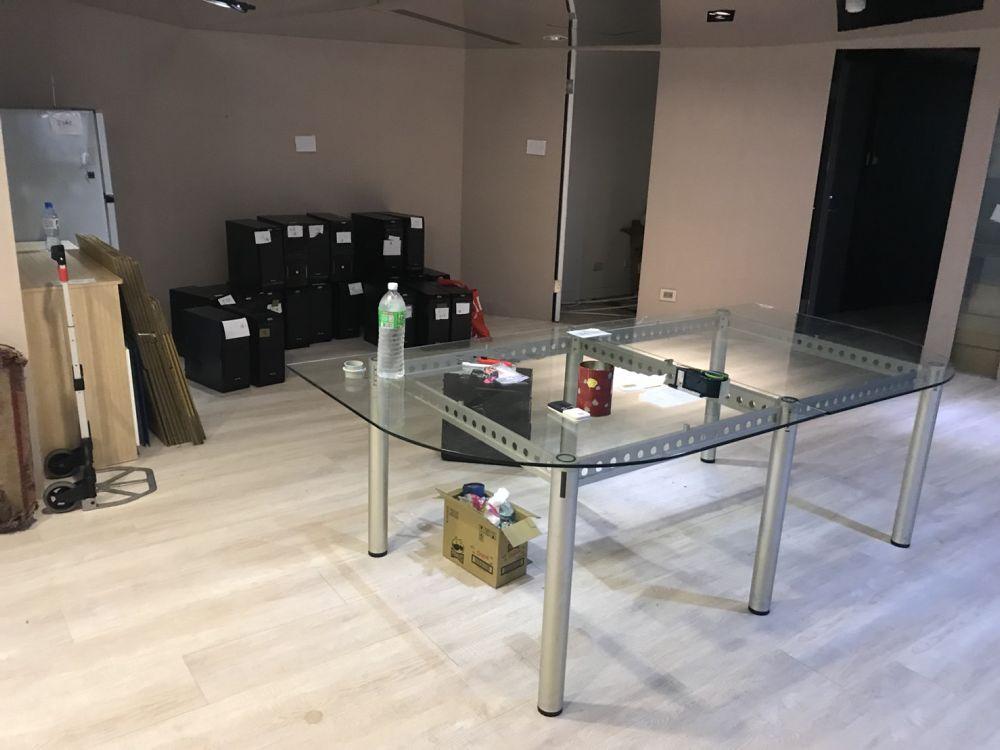 台北市松山區大安區搬家案例.數位娛樂公司辦公室搬遷3